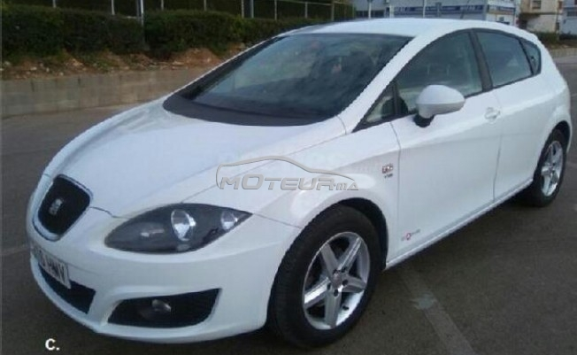 seat leon 2013 diesel 146667 occasion fes maroc. Black Bedroom Furniture Sets. Home Design Ideas