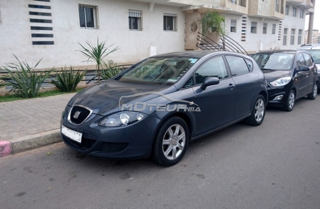 seat leon 2010 diesel 154921 occasion casablanca maroc. Black Bedroom Furniture Sets. Home Design Ideas