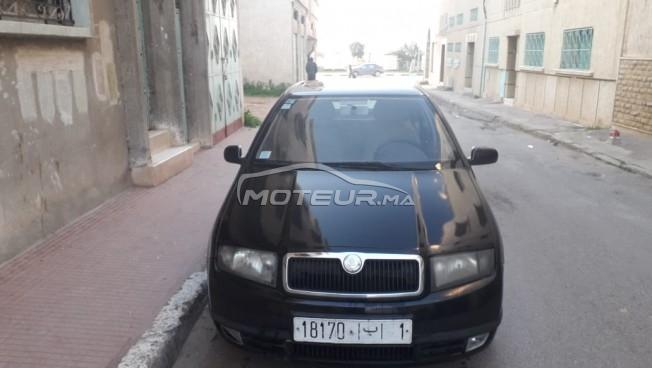 Voiture au Maroc SKODA Fabia - 259619