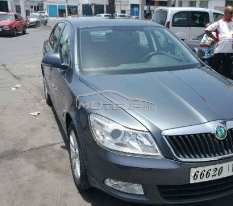 skoda octavia 2012 diesel 167719 occasion agadir maroc. Black Bedroom Furniture Sets. Home Design Ideas