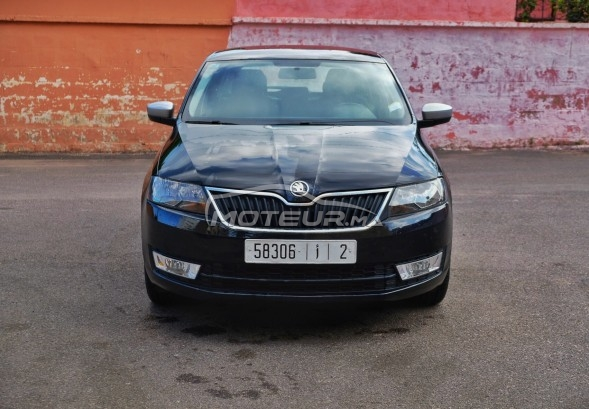 SKODA Rapid Spaceback occasion