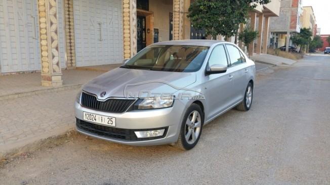 سيارة في المغرب SKODA Rapid - 173183