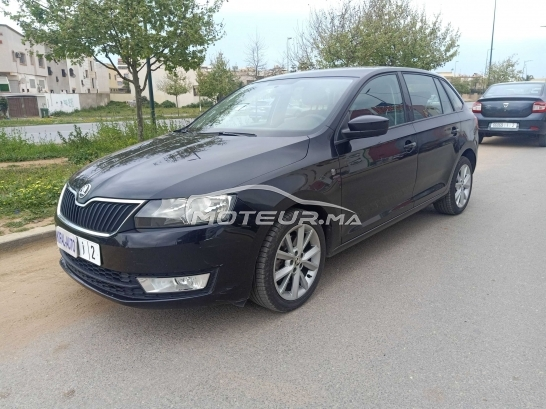 سيارة في المغرب SKODA Rapid 1.6 tdi 105 ambition - 347450