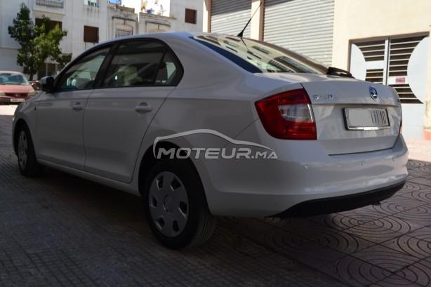 سيارة في المغرب SKODA Rapid 1.6 tdi - 264486