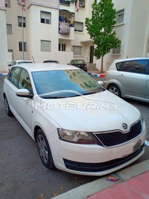 SKODA Rapid Spaceback مستعملة