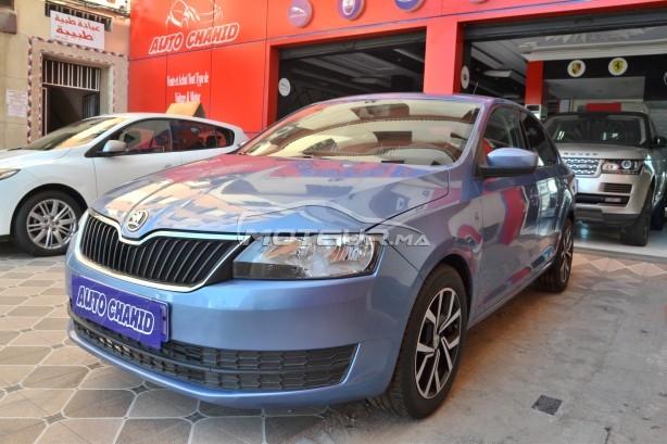 سيارة في المغرب SKODA Rapid - 278146