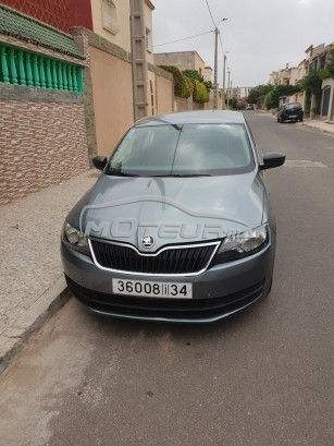Voiture au Maroc SKODA Rapid - 216002