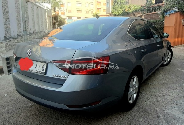 سيارة في المغرب SKODA Superb - 327741