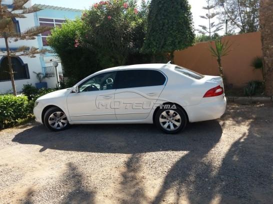 سيارة في المغرب سكودا سوبيرب - 221088
