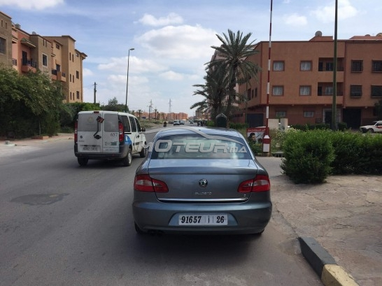 Voiture au Maroc SKODA Superb Tdi - 207627