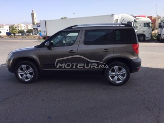 سيارة في المغرب SKODA Yeti - 262879