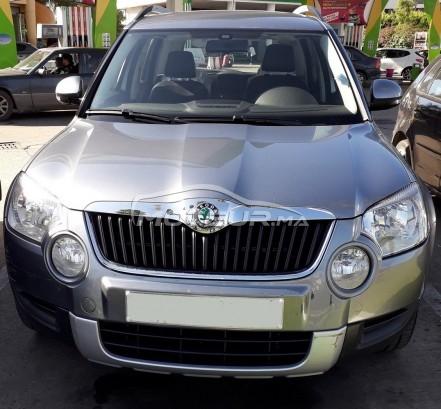 سيارة في المغرب SKODA Yeti Tdi - 257515