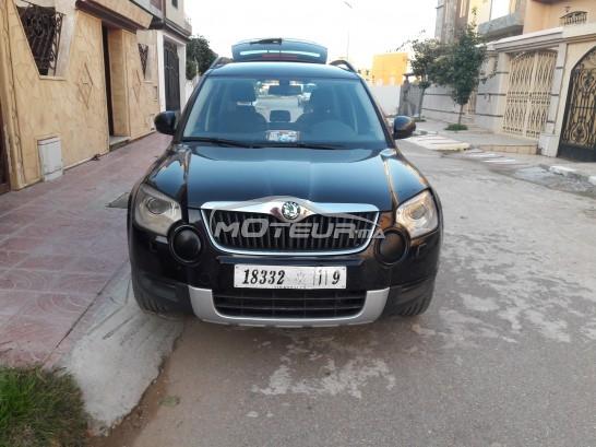 Voiture au Maroc SKODA Yeti - 148263