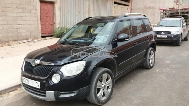 سيارة في المغرب سكودا ييتي 2012 - 177046