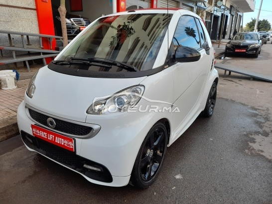 SMART Fortwo White siries occasion