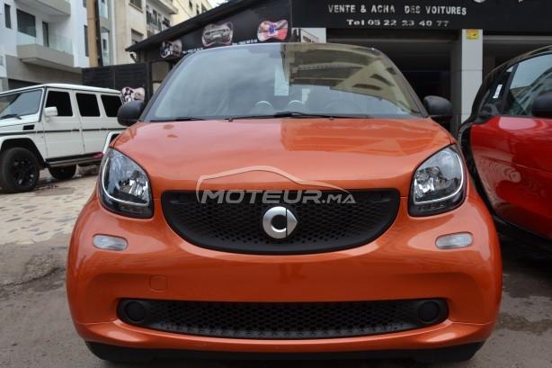 سيارة في المغرب SMART Fortwo Orange - 242384