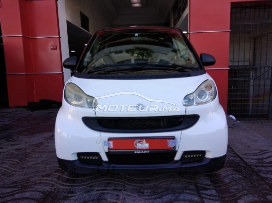 Acheter voiture occasion SMART Fortwo au Maroc - 343395