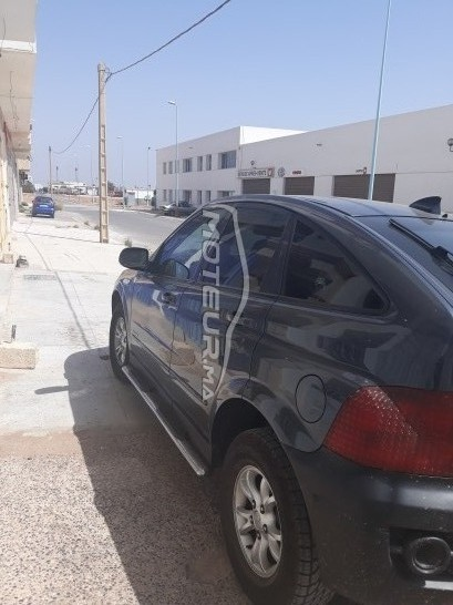 Voiture au Maroc SSANGYONG Actyon - 228700