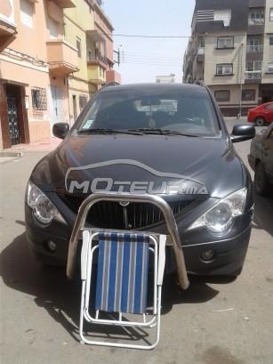 Voiture au Maroc SSANGYONG Actyon Sport - 167236