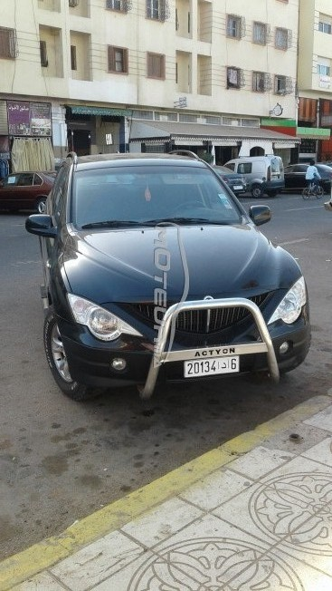 SSANGYONG Actyon occasion 496122