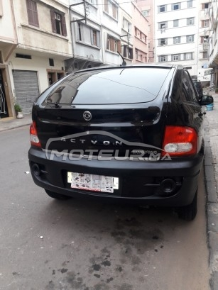 SSANGYONG Actyon occasion 658575