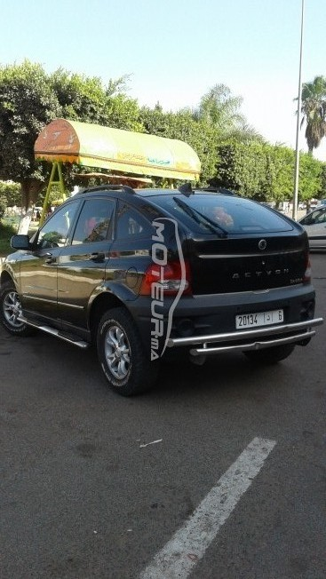SSANGYONG Actyon occasion 496127