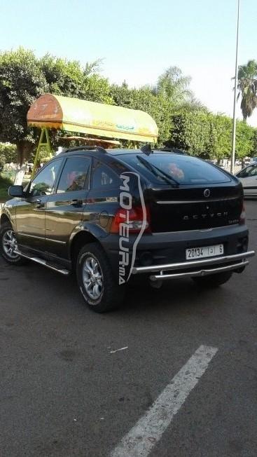 سيارة في المغرب سانجيونج اكتيون - 211937