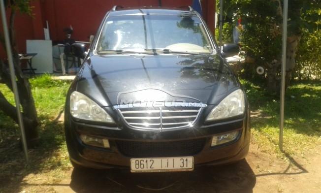 سيارة في المغرب سانجيونج اكتيون 4x4 - 235486