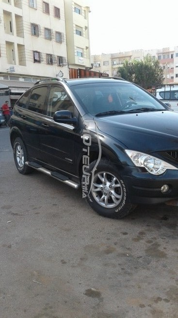 SSANGYONG Actyon occasion 496123