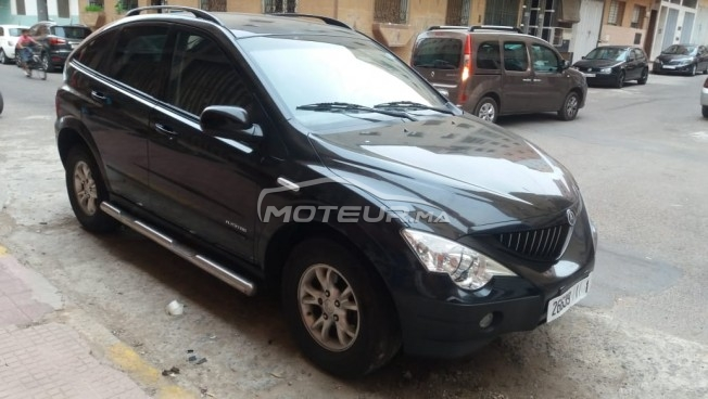 SSANGYONG Actyon 2.xdi occasion