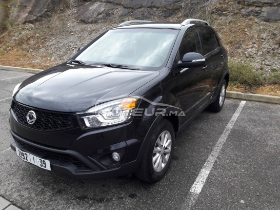 SSANGYONG Korando Dt 2l 175 ch occasion