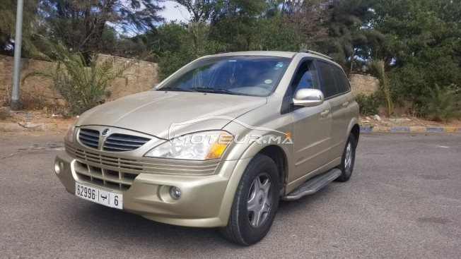 SSANGYONG Kyron occasion 1001763