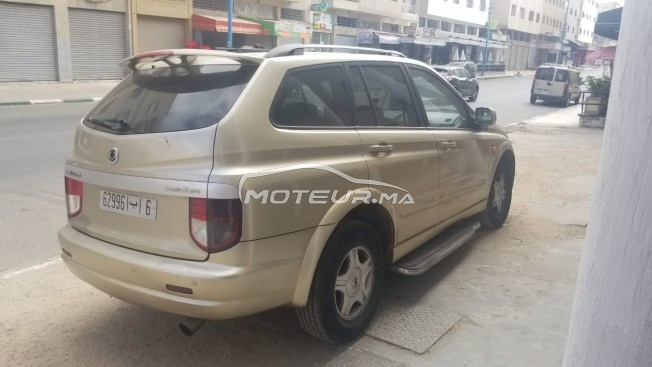 SSANGYONG Kyron occasion 1001755