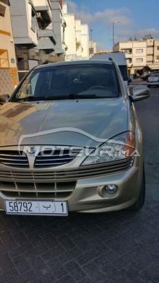 سيارة في المغرب SSANGYONG Kyron - 245223
