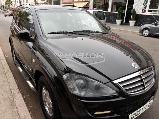 سيارة في المغرب SSANGYONG Kyron - 234459