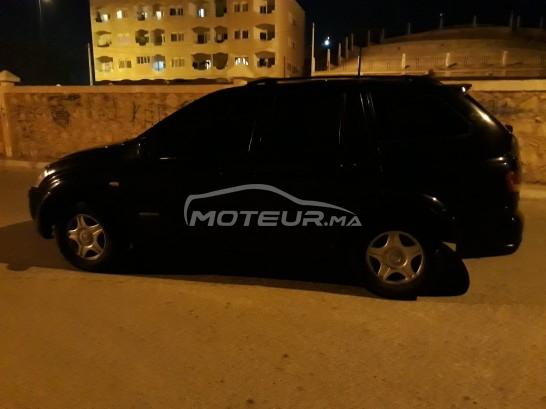 سيارة في المغرب سانجيونج كيرون 4wd - 233797
