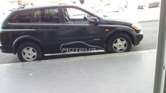 سيارة في المغرب سانجيونج كيرون - 230851