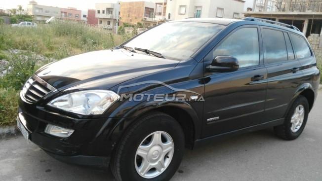 سيارة في المغرب سانجيونج كيرون - 235460