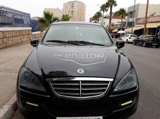 سيارة في المغرب سانجيونج كيرون - 234459
