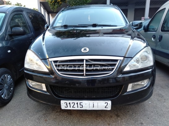 SSANGYONG Kyron occasion 640925