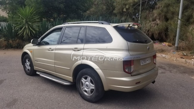 SSANGYONG Kyron occasion 1001761