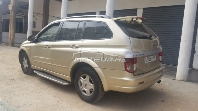 SSANGYONG Kyron occasion 1001760