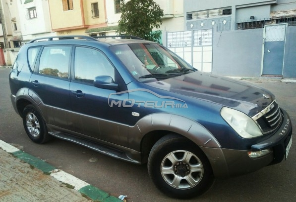 سيارة في المغرب SSANGYONG Rexton - 215318