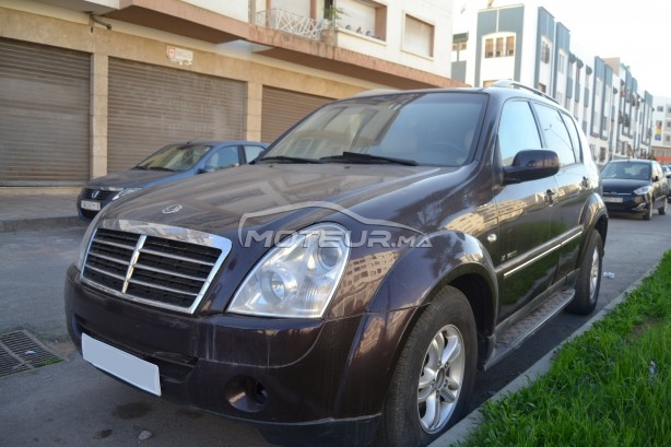 SSANGYONG Rexton occasion 650132