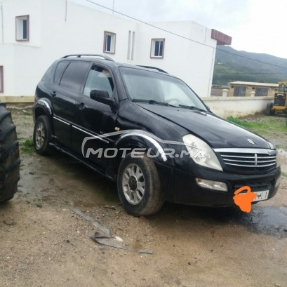SSANGYONG Rexton occasion