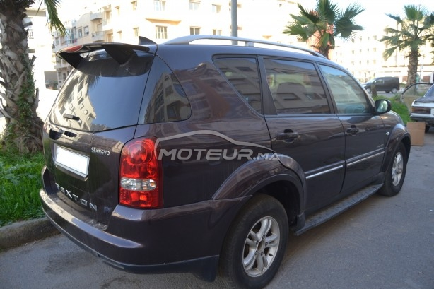 SSANGYONG Rexton occasion 650128