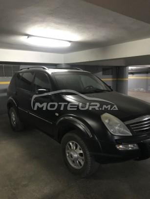 سيارة في المغرب SSANGYONG Rexton - 233848