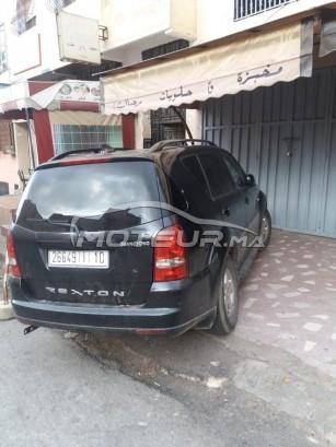 سيارة في المغرب SSANGYONG Rexton - 254086