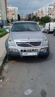 سيارة في المغرب SSANGYONG Rexton - 204429