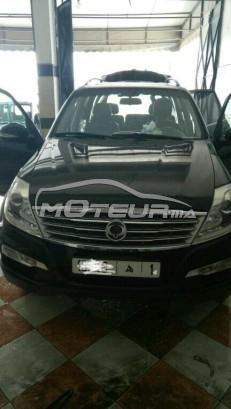 سيارة في المغرب SSANGYONG Rexton - 222446